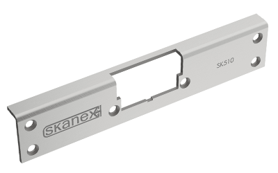 SK510 KEEPER PLATE