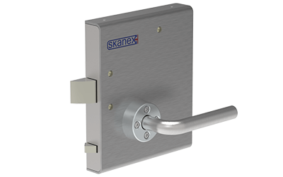 SML04 SURFACE MOUNTED HIGH SECURITY MECHANICAL LOCK